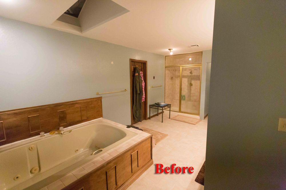 Beautiful ... Anchorage Master Bathroom Renovation ...