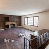 Complete Upstairs Remodel Apollo Dr Anchorage AK