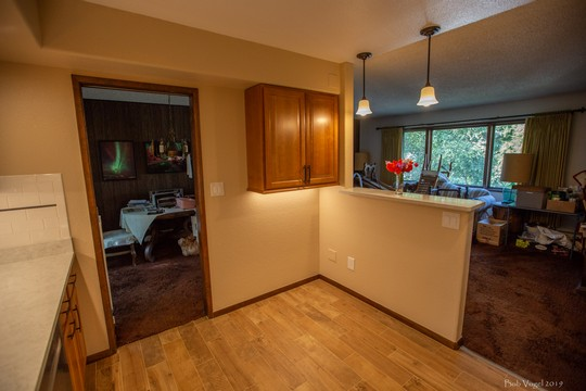 Kitchen Renovation Project on Apollo Dr. in Anchorage, AK 99504